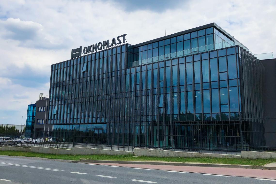 Grupa Oknoplast z nowym biurowcem i showroomem pod Krakowem