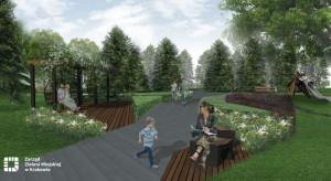 Parki kieszonkowe w krakowskich dzielnicach coraz bliżej