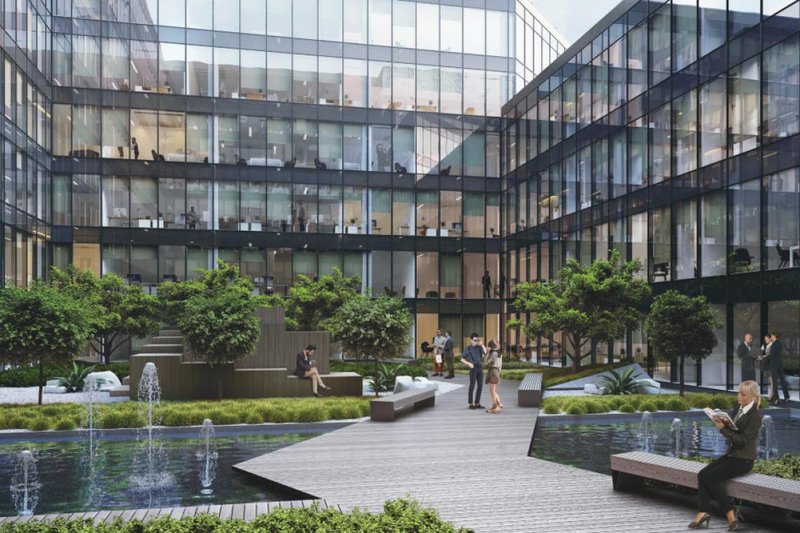 Tischnera Office na nowym etapie. To dzieło Cavatina Architects