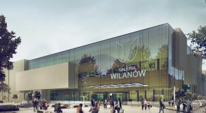 Porozmawiajmy o nowym centrum Wilanowa