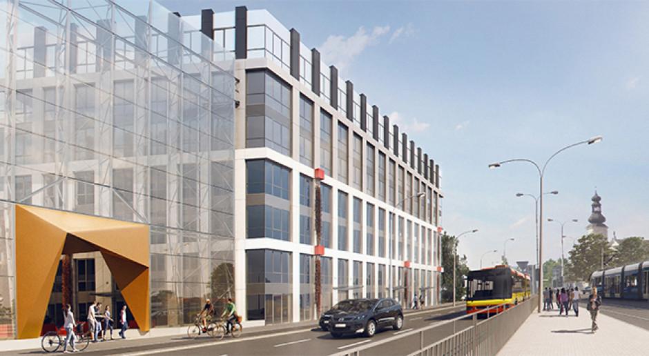 Budowa City Forum wkracza na nowy etap