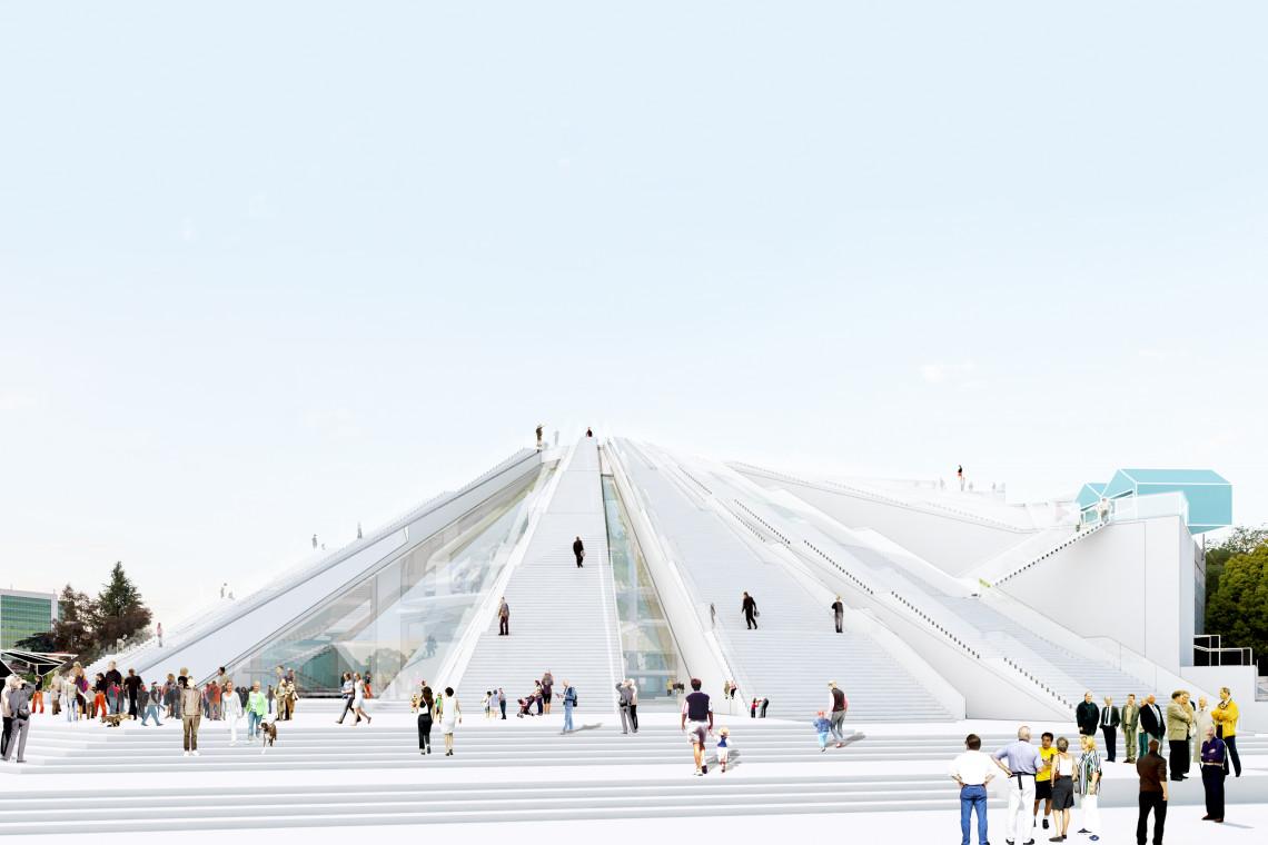 Gwiazdy światowej architektury nadadzą drugie życie legendzie