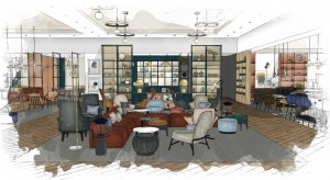 Nowy design hoteli Sheraton