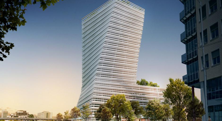 To będzie najwyższy budynek w Budapeszcie