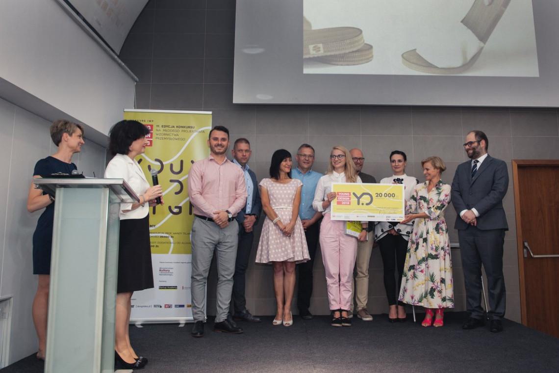 Znamy laureatów konkursu Young Design 2018