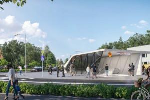 Co słychać na budowie II linii metra w Warszawie? Na Bródnie praca wre