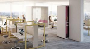 Biuro, które redukuje stres