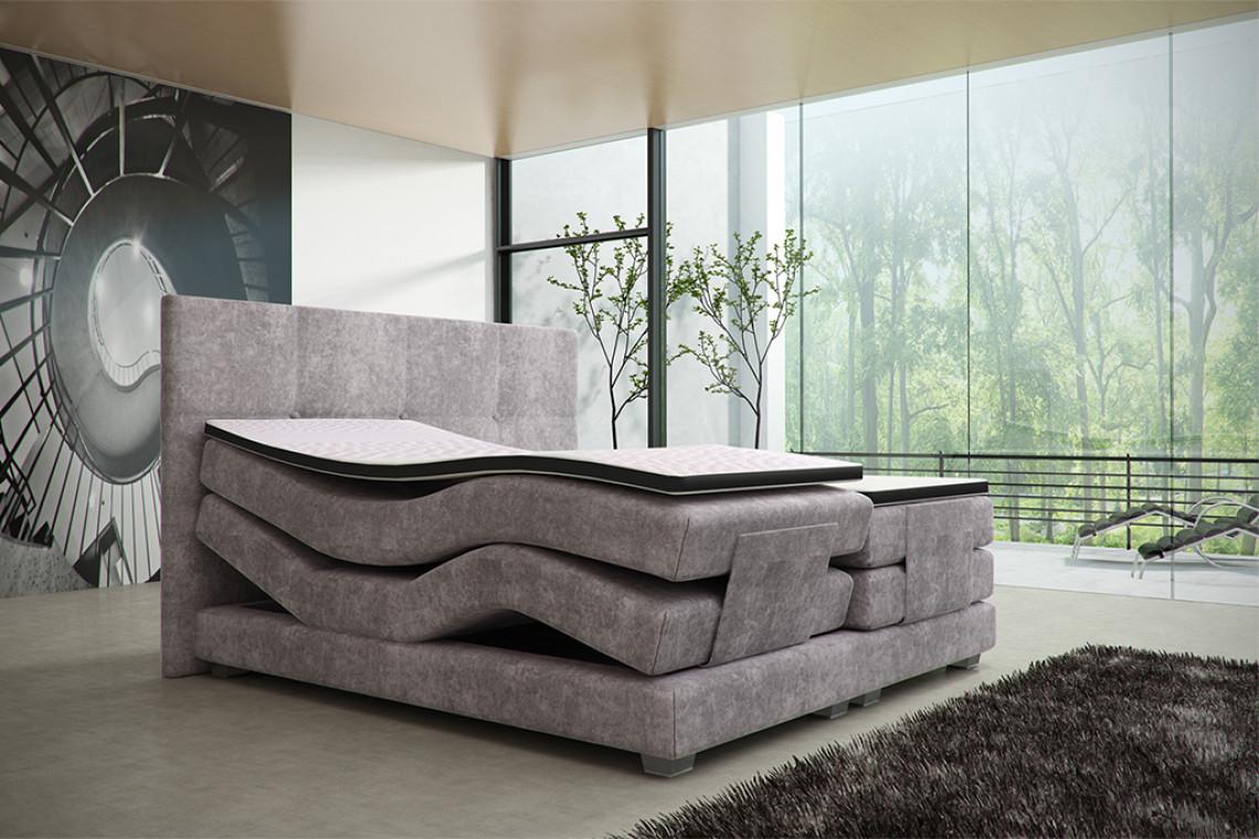 Łóżko kontynentalne, czyli odpoczynek w wielkim stylu