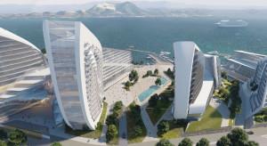 Zaha Hadid Architects znów projektują w Rosji. Wygrali konkurs, który odmieni ważny port