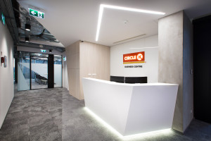 To najnowsze biuro Circle K w Polsce. Zaglądamy do środka