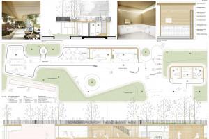 Architekci z Gierbienis+Poklewski za ten projekt otrzymali nagrodę specjalną
