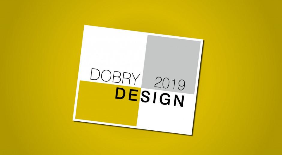 Weź udział w konkursie Dobry Design 2019