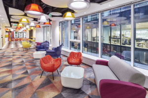 Oto nowa siedziba BNP Paribas Securities Services. To projekt Massive Design