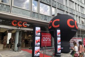 To flagowy salon CCC w Berlinie