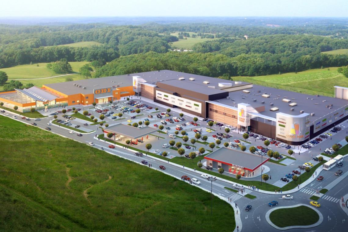 Największe centrum handlowe Podhala coraz bliżej