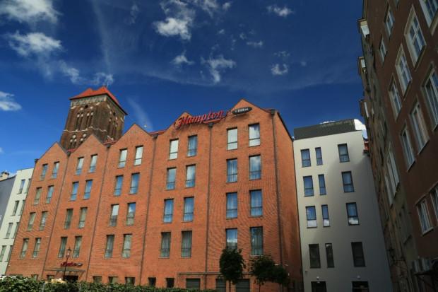 Hampton by Hilton zawitał do Gdańska. To projekt AGK Architekci AW