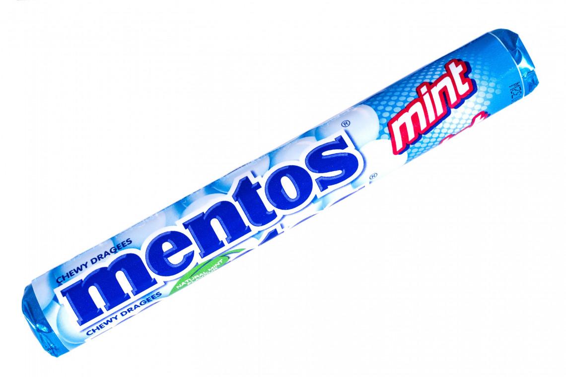 25 lat Mentosa w Polsce. Czy wiecie, że słynny cukierek narodził się w Krakowie?