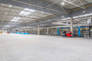 To jedna z najbardziej zaawansowanych fabryk płytek ceramicznych na świecie. Znajduje się w... Starachowicach