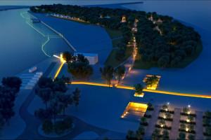 Jak w przyszłości mogłoby wyglądać Westerplatte? Oto propozycje pracowni Fort Targowski, Proconcept i Restudio