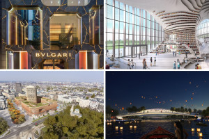 TOP: Niekonwencjonalne i nowoczesne. Oto najnowsze projekty MVRDV - zrealizowane i planowane