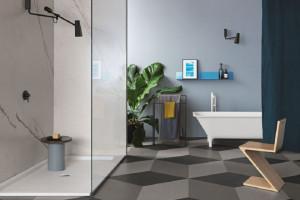 Produkty łazienkowe, które zaskakują wzornictwem