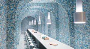 Od ścian aż po kubeczki. Oto restauracja, w której recycling nabiera nowego znaczenia