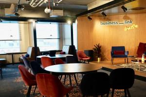 Business Link zawitał do Wrocławia. Oto wnętrza nowego coworkingu