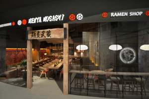 Nowa marka w Polsce. Menya Musashi Ramen Shop debiutuje w Blue City
