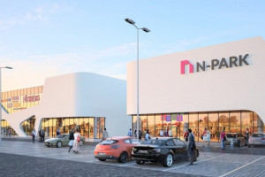 Nowa bryła handlowa N-Park w Piasecznie już niebawem otworzy swoje drzwi