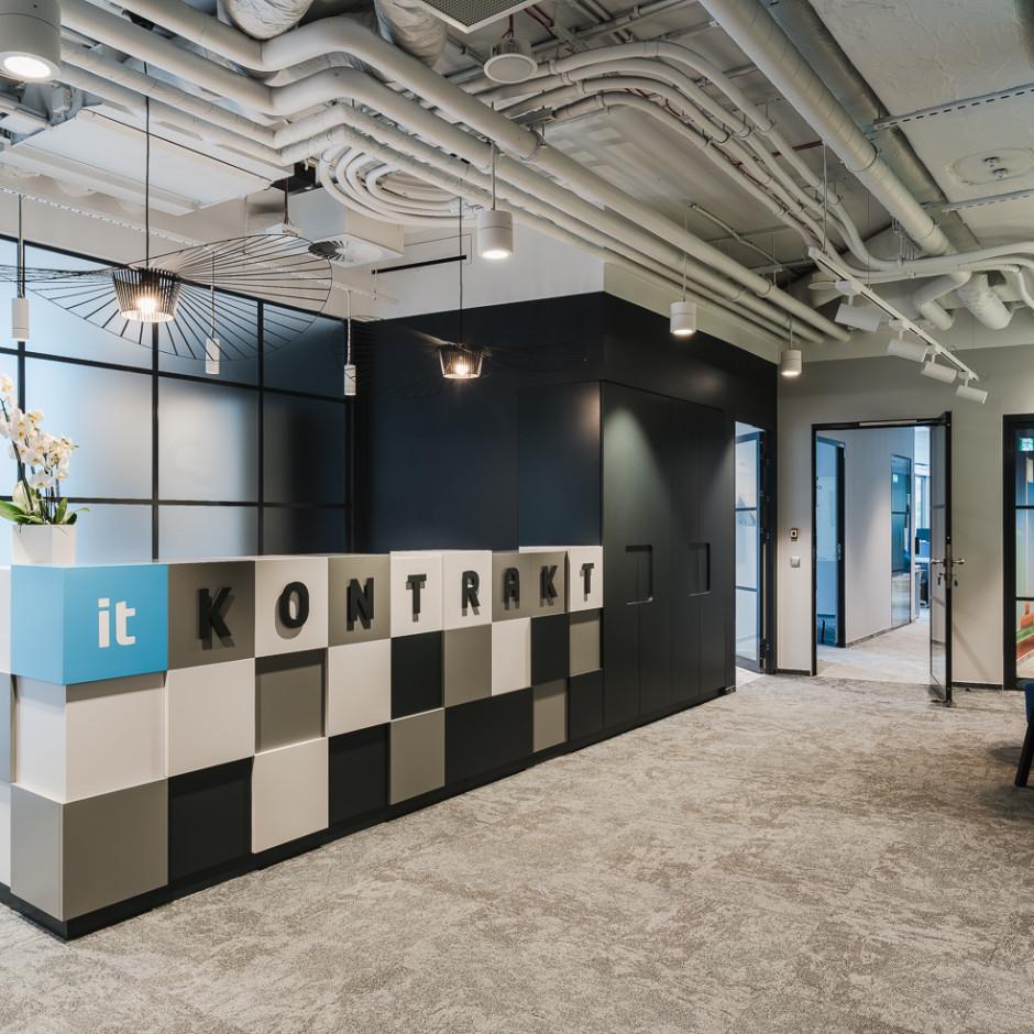 Oto nowa siedziba IT Kontrakt w Warszawie