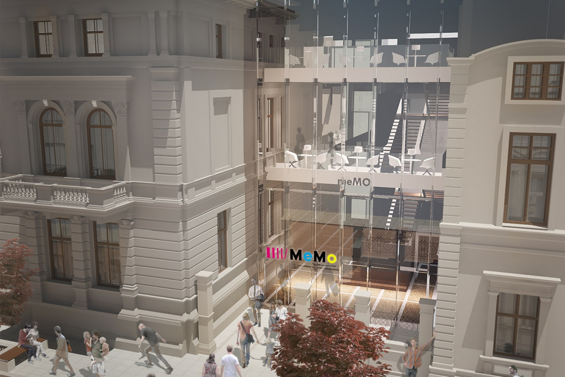 Zabytkowa willa, nowoczesna funkcja. Oto MeMo - multimedialna biblioteka w królestwie Ludwika Meyera