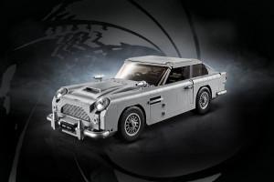To było ulubione auto Jamesa Bonda. Teraz złożysz go z klocków Lego