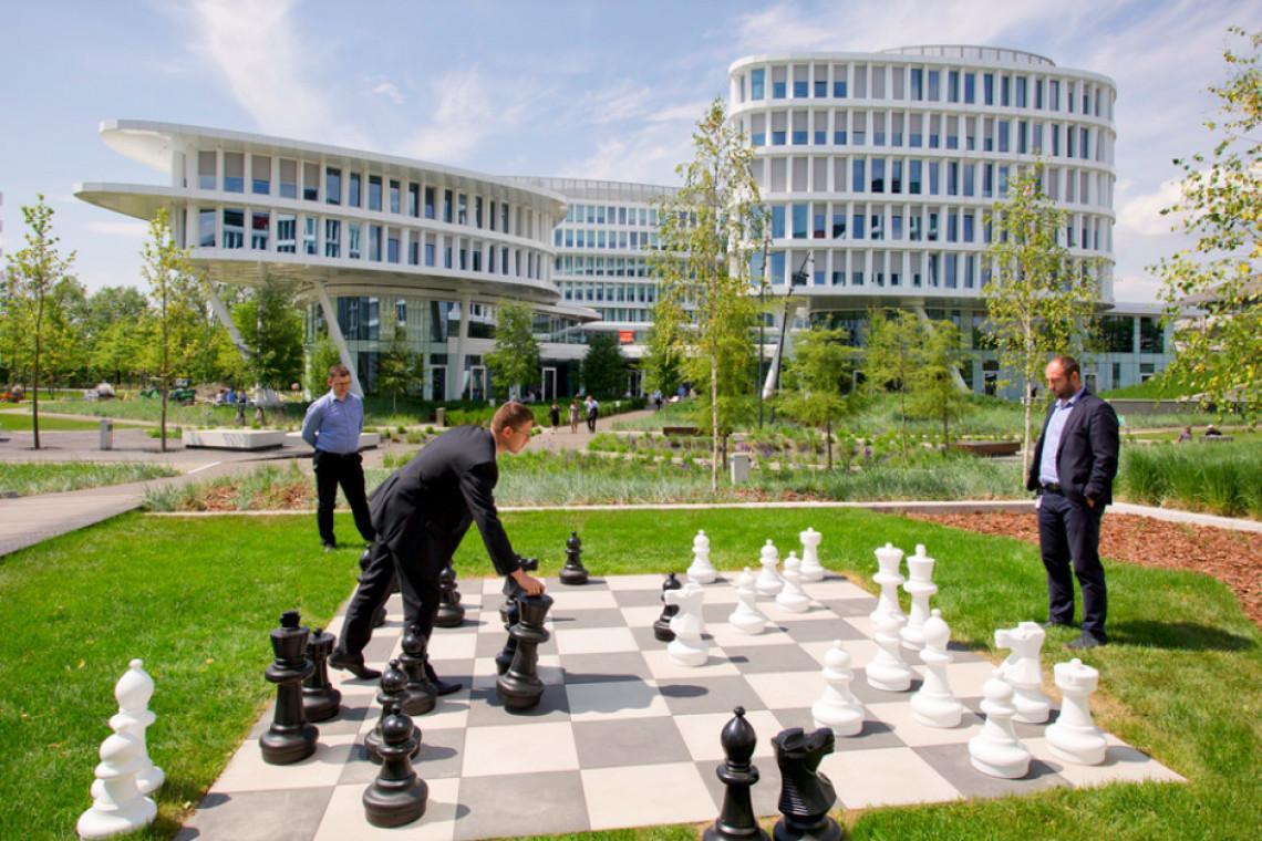 Business Garden - ekologiczny przykład do naśladowania