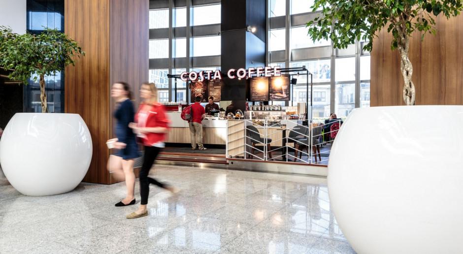 Nowy design Costa Coffee z myślą o kliencie biznesowym