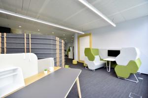 Grupa Nowy Styl odświeżyła wnętrze showroomu w Monachium. Zajrzeliśmy do środka!