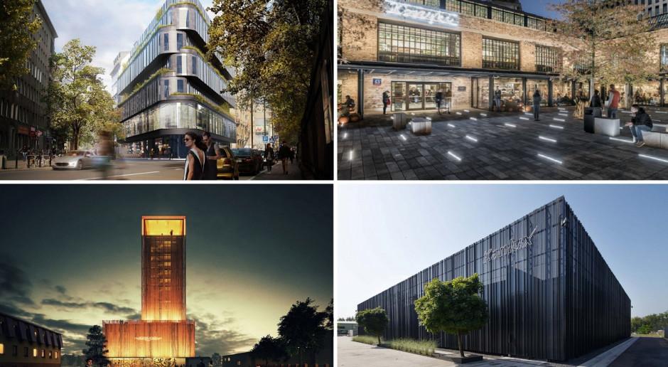 Niesztampowe projekty, które zmieniają krajobraz miast. Oto TOP 15 obiektów, które wyszły spod kreski Medusa Group