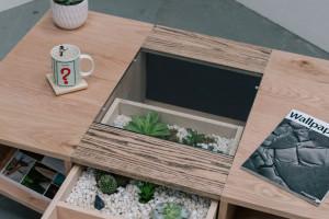 Kreatywne meble do przechowywania. W zgodzie z ideą zrównoważonego rozwoju