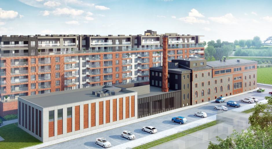 Zabytkowe budynki fabryki Miraculum dostaną drugie życie. To projekt Blok Architekci