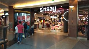 Nowa odsłona Sinsay w Złotych Tarasach. Salon zaskoczył wystrojem