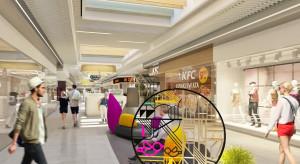 Kolejne centrum handlowe Auchan stawia na design