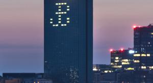 Kotwica Polski Walczącej pojawi się w oknach budynku Intraco