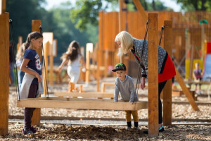 Gemini Park Bielsko-Biała uczy ekologii rewitalizując tereny zielone