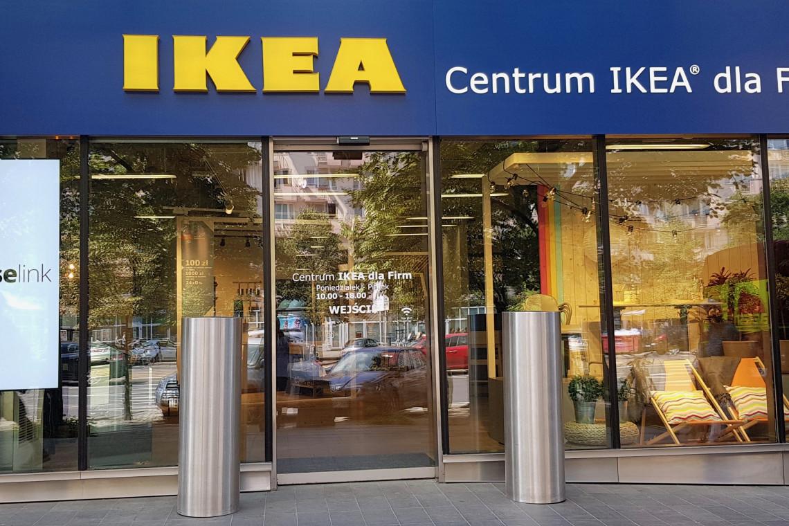 Ikea atakuje... Indie
