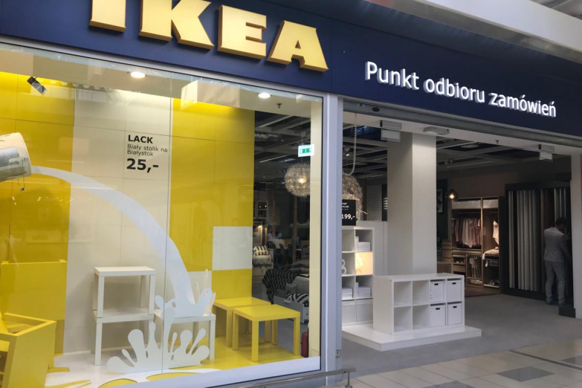 IKEA z nowym punktem na mapie Polski