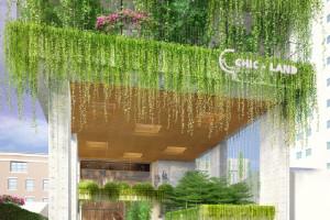 Ekskluzywny hotel pokryty w całości roślinami? Takie rzeczy tylko w Wietnamie