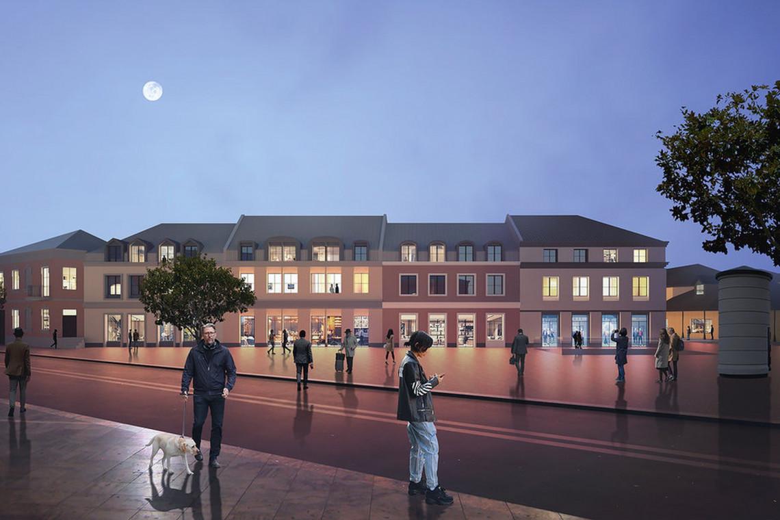 Najnowszy Projekt Na Terenie Starego Miasta W Zamościu