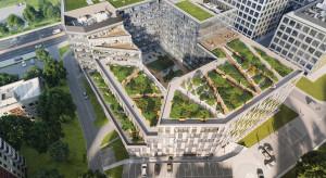 Jeden z największych i najbardziej zielonych biurowców w Krakowie. Tischnera Office walczy o główną nagrodę Prime Property Prize 2019