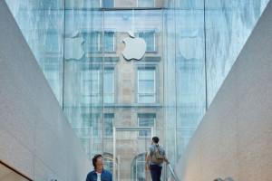 To jeden z najciekawszych salonów Apple na świecie