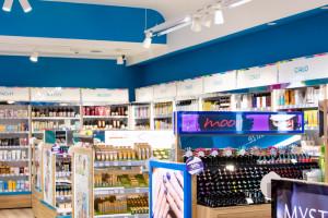 Energetyczne kolory i strefy do testowania kosmetyków. Oto najnowszy salon Kontigo