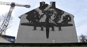 Powstaje mural Liberatora. To wspólny projekt władz Krakowa i studentów UJ